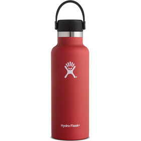 Hydro Flask Standard Mouth Flex 18 Bottle 532ml Lava